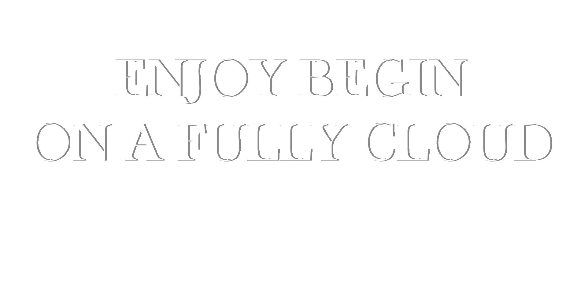 EnjoyFullyCloud